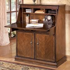 Ashley Furniture Desk And Hutch by Hamlyn Leg Desk Home Office Set W Low Hutch Credenza Signature