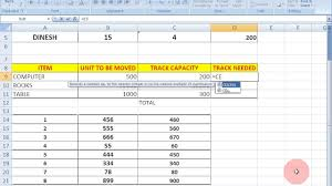 ceiling function in excel hindi youtube