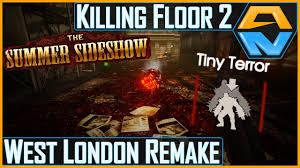 Killing Floor Fleshpound Hitbox by Killing Floor 2 Horzine Weekly Outbreak 3 Tiny Terror Youtube