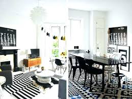 idee deco salon canape noir deco salon best 25 deco salon ideas on salon cosy deco