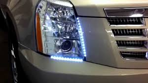 LED Driving Lights, DRL, From Customradio.com 2007 Escalade - YouTube Recon Led Running Lights Youtube What Is Daytime Light Why Vehicles Need It Led Lighting Oracle Ford F150 Without Factory Quadbeam Drl Fog Lamp For Ranger Px2 Mk2 Lets See Those Aftermarket Exterior Lighting Setups Page 2 Automotive Household Truck Trailer Rv Bulbs Black Columbia Projection Headlight Wled Elite 12016 F250 Board Courtesy Install 26414x Big Rig Ebay Archives Mr Kustom Auto Accsories Driving From Custradiocom 2007 Escalade