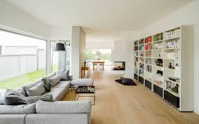modernes wohnen und räumliche vernetzung tischlerei
