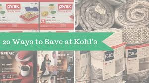 20 Ways To Save Money At Kohl's :: Southern Savers Kohls Coupons 2019 Free Shipping Codes Hottest Deals Bm Reusable 30 Off Code Instore Only Works Faucet Direct Free Shipping Coupon For Denver Off Promo Moneysaving Secrets Shoppers Need To Know Abc13com Venus Promo Bowling Com Black Friday Ad Sale Code 40 Active Coupon 2018 Deviiilstudio Off 20 Coupons 10 50 Home Pin On Fourth Of July The Best Deals And Sales Online Discount