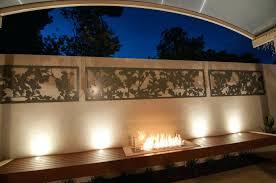 Deck String Lighting Ideas Garden Outdoor Decorative Lights