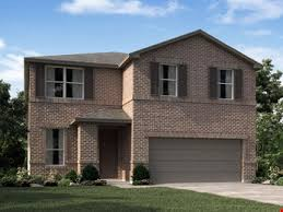 Meritage Homes Floor Plans Austin by Meritage Homes New Home Plans In Round Rock Tx Newhomesource