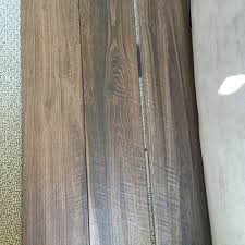 porcelain wood tile grout color light or