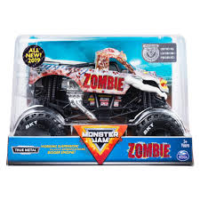 100 Monster Jam Toy Truck Videos Spin Master Official Zombie