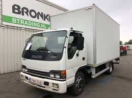 100 Npr Truck ISUZU NPR 77 30 TD 5488 Isuzu Closed Box Trucks For Sale From The