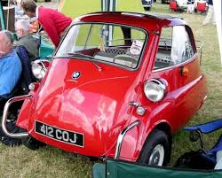bmw isetta 1954 62 classic and sport cars