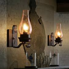 vintage iron wall ls american bar wall lights personalized