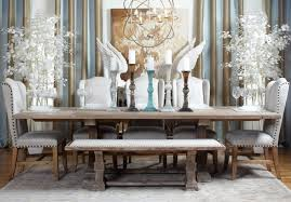 Chic Dining Room Ideas For Good Rustic Style