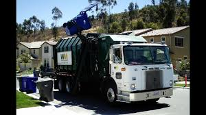 100 Waste Management Garbage Truck WM S YouTube