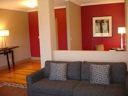 Paint Colors Living Room Accent Wall by Living Room Decorations Accessories Interior Red Feature Accent