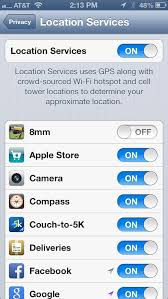 How to finetune your iPhone privacy settings
