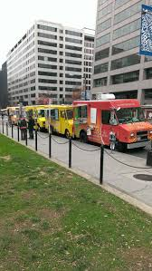 100 Food Trucks In Dc Today Trucks See Success On First Day Of New Vending Rules