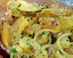 comment cuisiner les pommes de terre de noirmoutier pour une salade de pommes de terre parfaite du miel et du sel