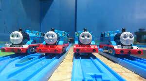 Thomas And Friends Tidmouth Sheds by Tomy Thomas And Friends Remakes December 2012