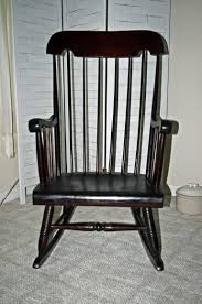 I Have A Nichols And Stone Boston Rocker, Circa 1930's, That ...