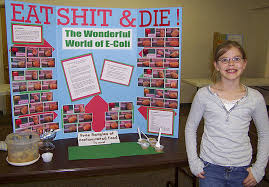 Eat Shit Die 36 Funny School Science Fair Projects