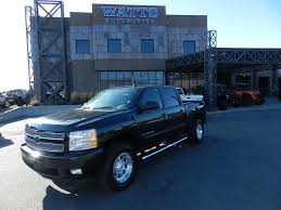 100 2012 Trucks Used Chevrolet Silverado 1500 LTZ At Watts Automotive Serving