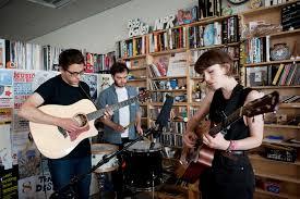Daughter NPR Music Tiny Desk Concert