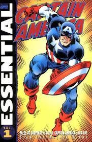 Amazon Essential Captain America Vol 1 Marvel Essentials V 9780785107408 Stan Lee Jack Kirby Books