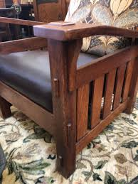Voorhees Craftsman Mission Oak Furniture - Quaint Art Large ... Antique Arts Crafts Mission Youth High Chair Original Local Pick Up Mission Oak Library Table Desk 42 12 Across 26 Deep 30 Pressed Back 39 At 18 To Seat Victgeorgian Childs Metamorphic A Set Of Four Style Oak High Back Ding Chairs Mode 3 Ways To Increase The Height Ding Chairs Wikihow Vintage Arts And Crafts Or Mission Plant Stand Style Oak Tv Stands The Fniture Shop Stow Leaf Set Dark Bow Arm Morris Brown Cherry Tags Maple Big Armchair Pair In Charles Rohlfs