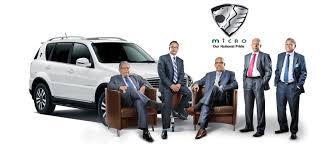 Board of Directors Micro Cars Pvt Ltd
