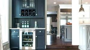 Built In Bar Dining Room Ideas Kitchen Best Cabinets On Wet Astonishing