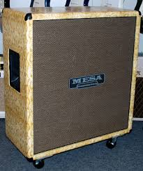 Mesa Boogie Cabinet 4x12 by Mesa Boogie Mark V Stack 4x12 Cream Snake Station Music