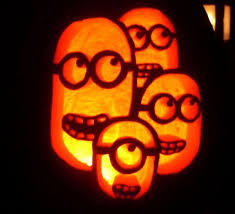 Minion Pumpkin Stencil Printable by 100 Pumpkin Carving Ideas For Halloween