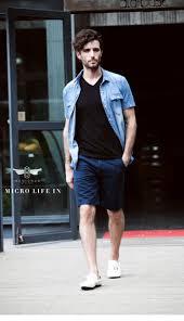 Mens Summer Fashion Shorts 2016