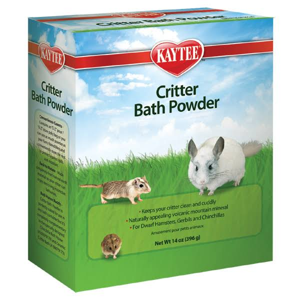 Pets International Critter Bath Powder