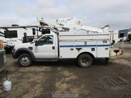 100 Trucks For Sale In Oregon 2008 D F550 2008 FORD F550 4X4 BUCKET TRUCK OR BOOM
