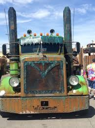 100 Rat Rod Semi Truck If You Go To Las Vegas Nevada Check Out Welderup This Is The Front