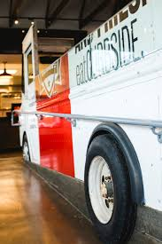 100 Food Trucks Baton Rouge Fast Break Curbside Burgers Brings The Food Truck Flavor To Its