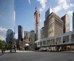 100 Vinoly Architect Rafael ViolyDesigned 125 Greenwich Street Over TwoThirds Complete