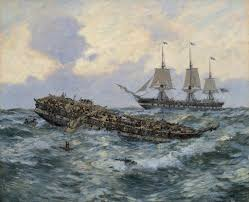 Pictures Of The Uss Maine Sinking by Art Review U0027coast U0026 The Sea U0027 Narrow In Focus But A Worthy Show