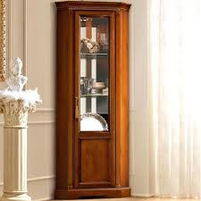 amazing glass door display cabinet collections special