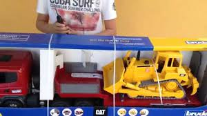 BRUDER TRUCK Scania CAT Bulldozer Caterpillar - YouTube Bruder Toys Man Tipping Truck W Schaeff Mini Excavator 02746 Youtube Bruder Truck Dhl Falls Into Water Trucks For Children Scania Timber Pimp My My Amazing Toys Cement Mixer Model Toy Truck Which Is German Sale Trucks Side Loading Garbage Review 02762 Hecklader Mll Lkw Operated By Jack3 Bruder Dodge Ram 2500heavy Duty2017 Mb Sprinter Animal Transporter 02533 Tractor Case Plowing With Lemken Plow Kids Video World Cat Excavator Riding In The Mud Videos Children Chilrden Matruck Played Jack 3