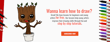 Learn How To Draw Easy Step By For Kids With Lets