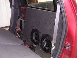 100 Subwoofer Box For Trucks 20012006 FORD EXPLORER SPORT TRAC SUB BOX SSA STORE