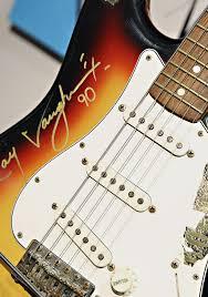 POLL Best Stevie Ray Vaughan Guitar Moment