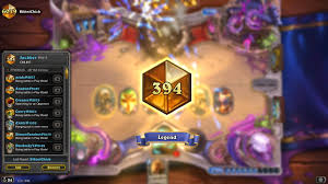 warlock aggro deck 2016 wotog top 50 legend zoo shaman guide hearthstone decks
