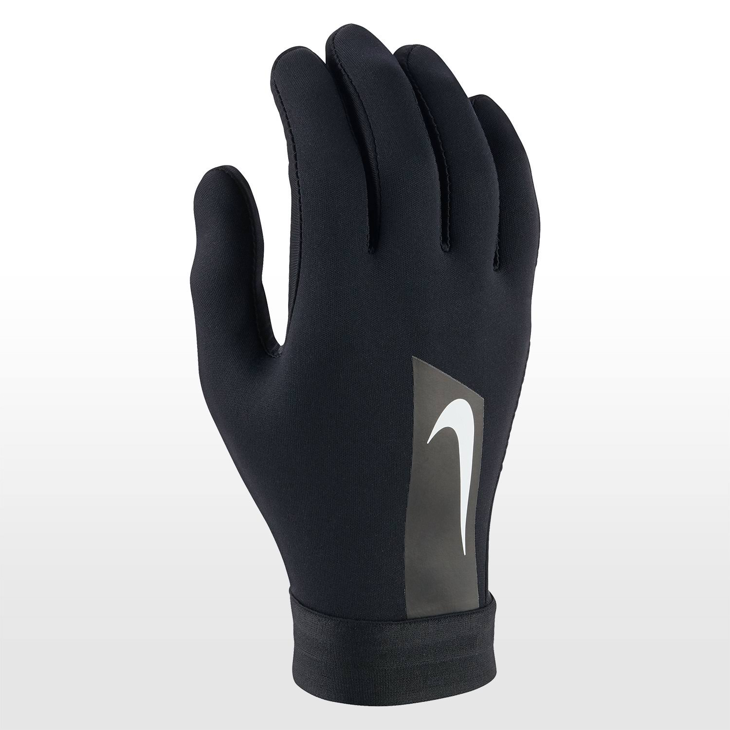 Nike HyperWarm Academy Football Gloves - Black