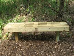 Plans and Instructions for Meadows Benches an Eagle Scout
