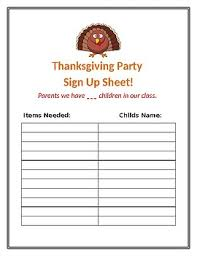 Halloween Potluck Sign In Sheet by Party Sign Up Sheet Exol Gbabogados Co