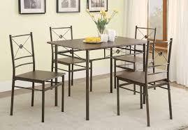 Coaster 100033 5 Piece Dining Group