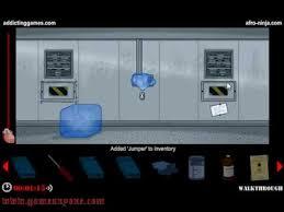 Bathroom Escape Walkthrough Afro Ninja by Xavier Afro Ninja Escape Series 5 The Freezer Youtube