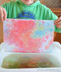 Easy Arts And Crafts For Preschoolers Kid Art Projects Pretty Enough To Frame Its Always Autu